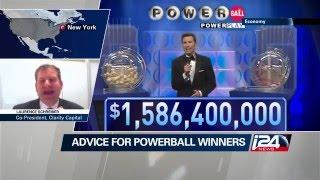 Financial Advice for Lottery Winners