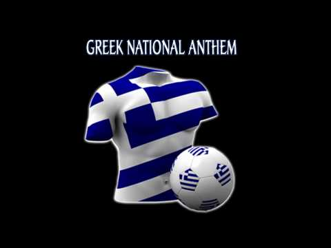 Greek National Anthem Greece World Cup 2010 South Africa Soccer Football