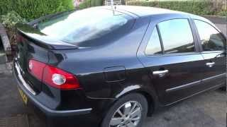 Review of the Renault Laguna 2007 2.00 DCI.