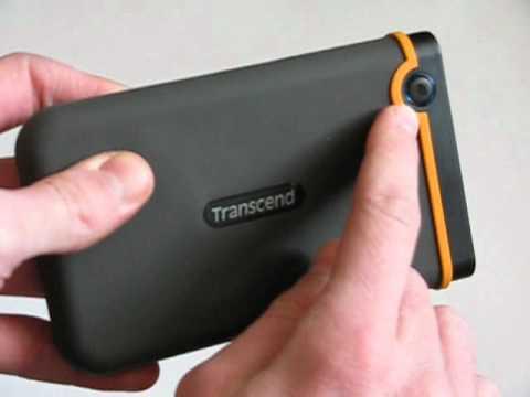 RAM.BY Видеообзор Transcend  Storejet 25m