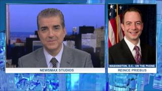 Malzberg | Reince Priebus  chairman of the Republican National committee  | Part 1