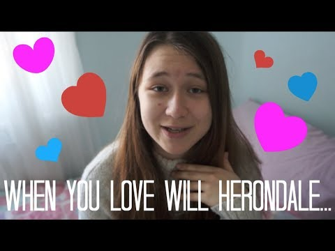 WHEN YOU LOVE WILL HERONDALE... | BOOKMAS DAY 3