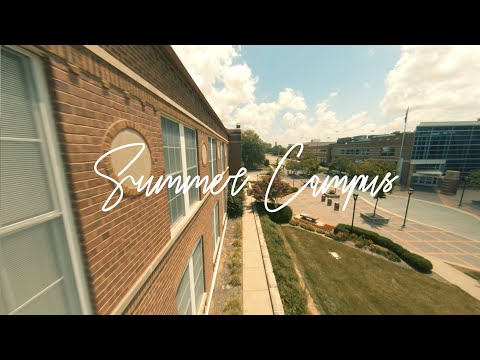Summer Campus : FPV DRONE TOUR - YouTube