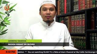Manga Hikmat sin Musiba - Shaykh Abdussabour Muhaimin Sakili (Tausug)