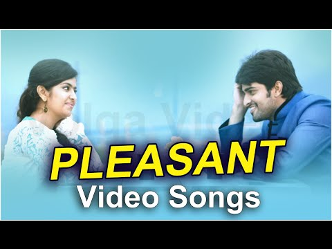 Telugu Pleasant Songs - Video Songs #Jukebox