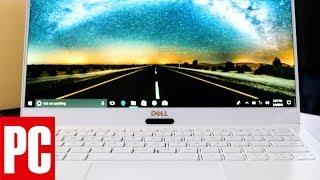 Dell Unveils the New White XPS 13 at CES 2018