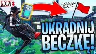 UKRADNIJ BECZKĘ! *NOWY* TRYB PLACU ZABAW! | Fortnite - Battle Royale