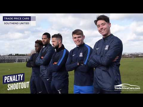 Trade Price Cars vs Southend United FC - Penalty Shootout