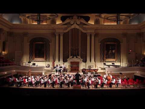 Four Orchestra Festival - WYP & Quabbin Regional Middle School Orchestra - Slavonic Legend