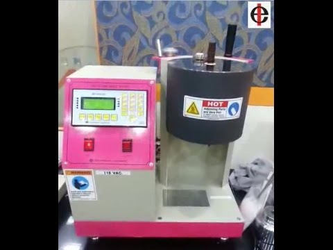 Melt Flow Index Tester ( MFI Tester ) Manufacturers, Exporters And Suppliers