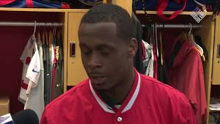 Geno Smith is  a little bit upset about QB Change this Sunday