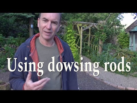Using Dowsing rods – Dowsing explained (It's not mysterious!)