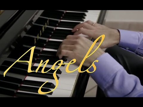 Robbie Williams - Angels play by Ear - Piano Cover Jazzy Fabbry - Fabulous Fabrizio Spaggiari