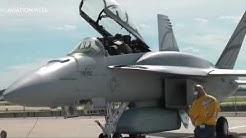 F/A-18E/F Advanced Super Hornet Flight Testing