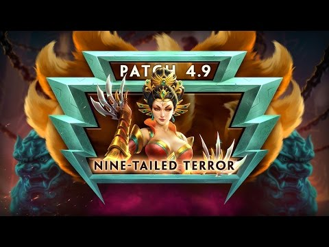 SMITE Patch Notes VOD - Nine-Tailed Terror (Patch 4.9)