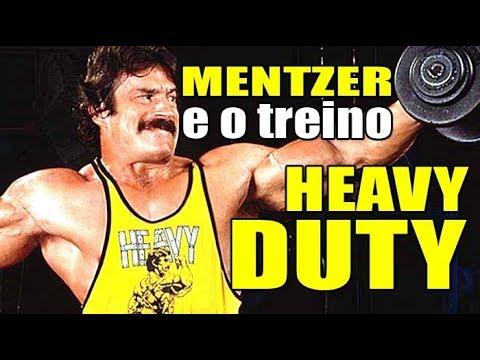 Mentzer e o TREINO HEAVY DUTY