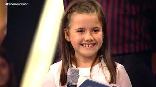 Fenómeno Fan (T2)   Sorpresón para Claudia