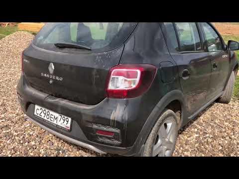 Renault SANDERO Stepway. 4 месяца, 23.000 км.