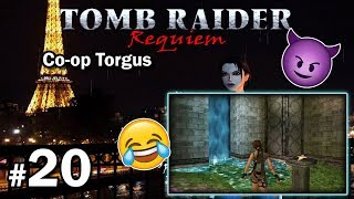 "[TRLE] Tomb Raider Requiem - Co-Op Torgus - LvL5 [4/4] - ""Skoki, energia i balsam"""
