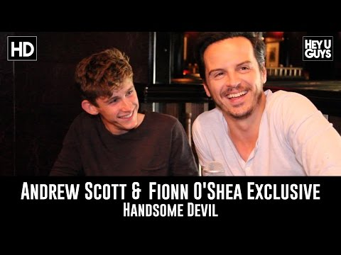 Andrew Scott & Fionn O'Shea Exclusive - Handsome Devil