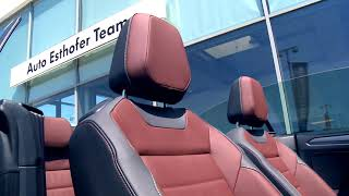 VW T-Roc Cabrio beim Auto Esthofer Team
