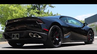 Lamborghini Huracan Technical Review