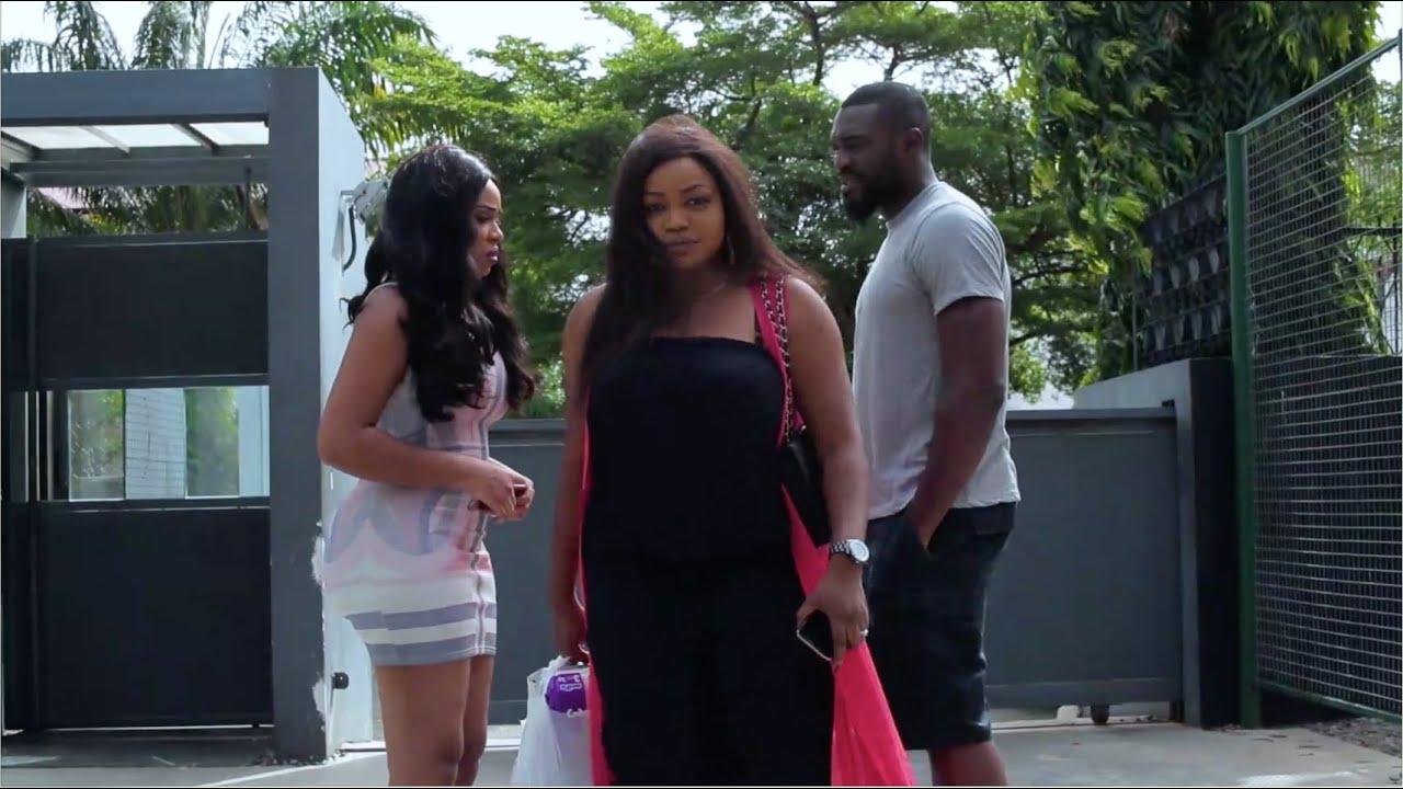 Download A TINY LINE - 2020 Latest Nollywood Blockbuster Movie Starring Kenneth Okolie   Ruth Kadiri
