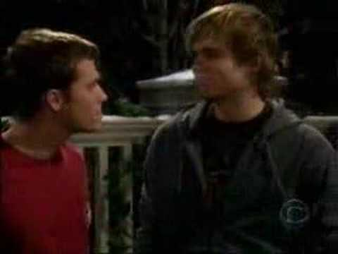 ATWT Luke 1 - Luke gives Kevin a back rub