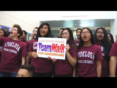 TeamWalk for CancerCare