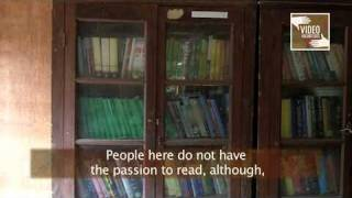 Library But No Readers