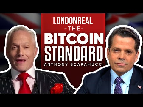 WHY BITCOIN WILL BECOME THE WORLD'S CURRENCY 💥 Anthony Scaramucci 🎬 Episode 1/2