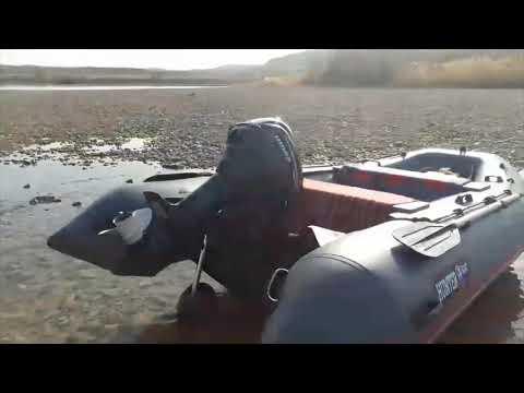 Весна 2019 - первые реальные отзывы этого сезона. Лодка Хантер 360 А НДНД