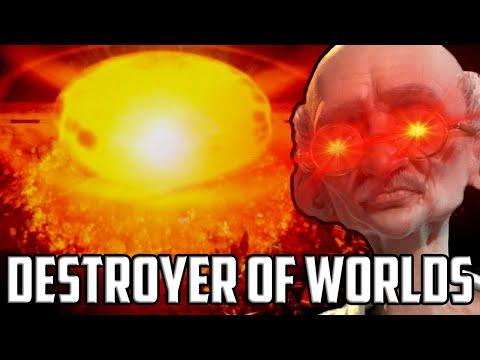 """""""I am become Death, the destroyer of worlds"""" - Civ 6 Gandhi Nuke Challenge"""