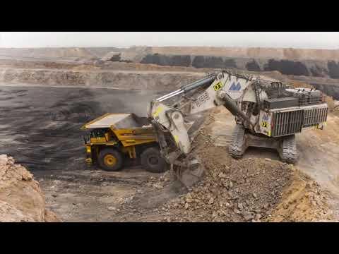 Moolarben Coal - Time lapse (Australia)