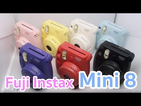 8 Review Fujifilm Instax Mini8 By Mamie FOTO