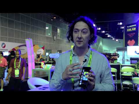 "SIGGRAPH 2017 - Appy Hour: ""Oblique: A New Way to Photograph"""