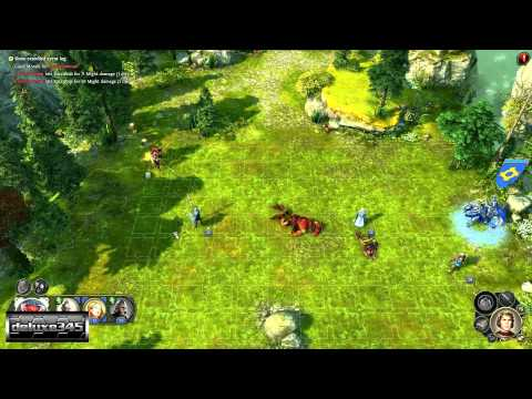 Might & Magic Heroes VI Gameplay (PC HD)