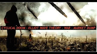 Doomsday Cycles & Elliot Wave Theory - Decoding Revelation - Bradley Gudgeon
