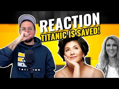 Regine Velasquez - My Heart Will Go On | At The Movies | REACTION