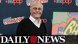 Video 'Batman' Actor Adam West Dies At 88 download MP3, 3GP, MP4, WEBM, AVI, FLV November 2017