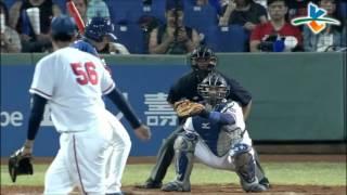 Jen-Lei Liao (廖任磊) - 2015 Asian Baseball Championship