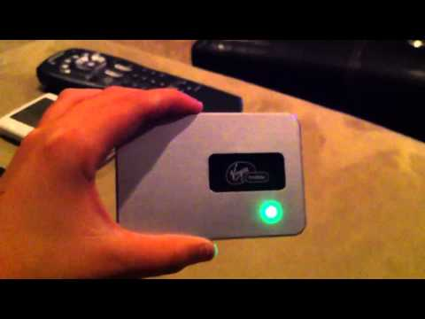 Virgin Mobile MiFi 2200 Thought's