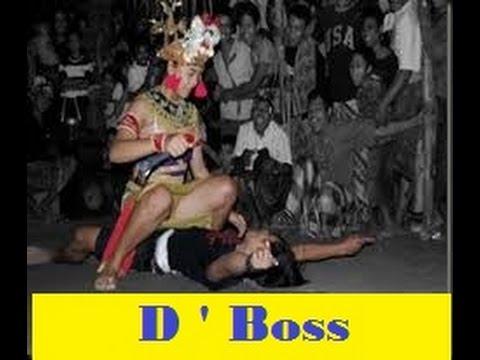 Dancer in Bali Night