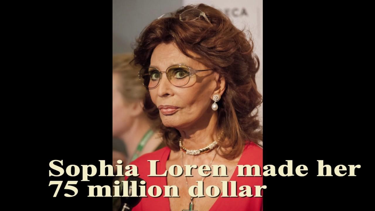 Sophia Loren Net Worth Pics.Sophia Loren Video Gallery ...