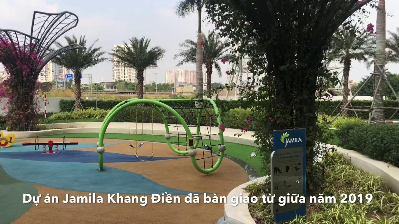 Khám phá căn hộ penhouse duplex tại dự án Jamila Khang Điền