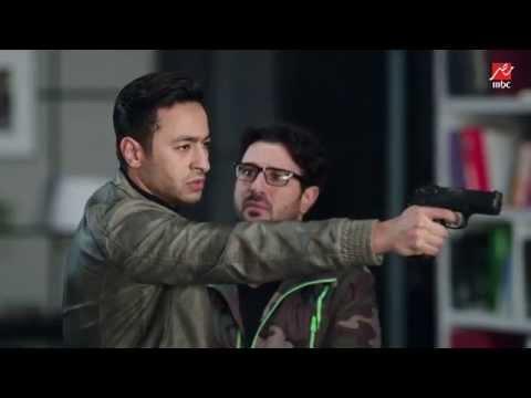 خالد يطلق النار على السالك، بعد فشل مخطط قتله