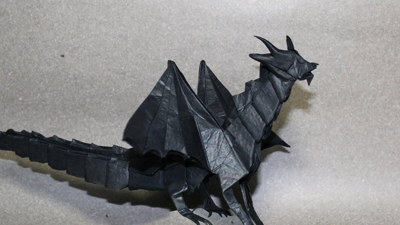 Origami Devil Dragon Henry Pham Teaser