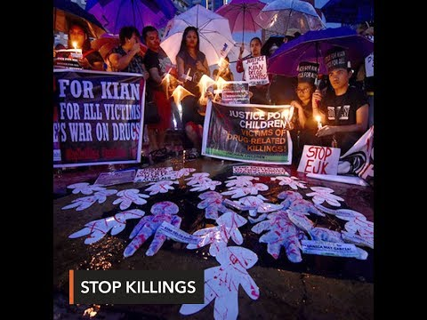Iceland calls for U.N. action vs drug war killings in the Philippines