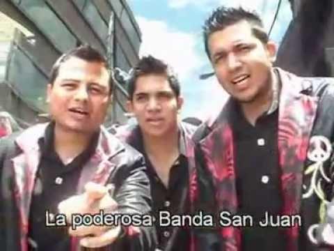 Radio Fresera saludada por la Poderosa Banda San Juan - YouTube