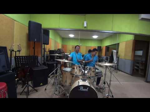 Maroon 5 --MAPS Duet Drum Cover